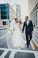 Bride + Groom Portraits