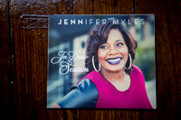 Jennifer Myles Listening Party
